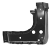 1967-1969 Camaro Convertible Front Floor Pan Brace Right Side