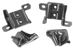 1970-73 Camaro Rear Bumper Brackets 4 Pcs.