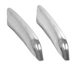 1967-68 Camaro Rear Chrome Bumper Guards Standard
