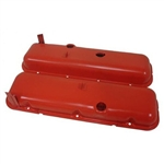 Orange Valve Covers TALL OEM Style BB Chevy 396-502