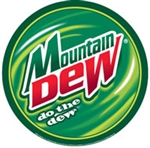 Mountain Dew - Round