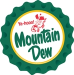 Mountain Dew Cap