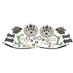 1949-54 Chevy Passenger Car Disc Brake Conversion Kit