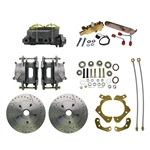 55-58 Chevy Bel Air Disc Brake Conversion Kit Manual