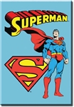MAGNET Magnet: Superman Retro