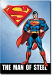 MAGNET Magnet: Superman Man of Steel