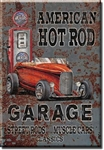MAGNET Magnet: Legends - Hot Rod