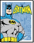 TIN SIGN Batman - Retro Panels