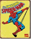TIN SIGN Spiderman Retro