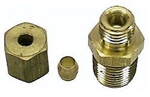1968-72 Chevelle Small Block Oil Pressure Fitting
