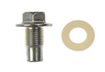 1964-72 Chevelle Oil Drain Bolt / Washer
