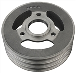 1965-68 Chevelle 396 3 Groove Crank Pulley