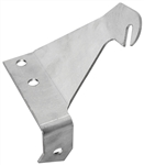 1967-68 Chevelle Power Steering External Resevoir Brackets