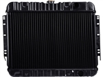 1964-65 Chevelle 4 Row Manual Radiator