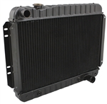 1966-67 4 Row HD Automatic Radiator M/T