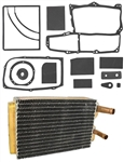 1964-67 Chevelle with AC Heater Core & Box Seal Kit