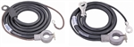 1969-72 Chevelle Big Block Spring Ring Cables