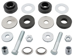 1964-67 Chevelle Radiator Support Bushing Kit