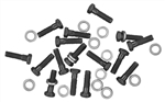 1964-72 Chevelle Small Block 24 pc Exhaust Manifold Bolts