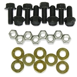 1964-72 Chevelle Frame Bracket Bolt Kit