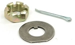 1964-72 Chevelle Disc Brake Bearing Nut Washer Kit