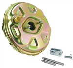 "1964-72 Chevelle 9"" OEM Style Power Brake Booster Gold"