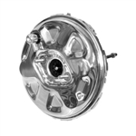 "1964-72 Chevelle 9"" OEM Style Power Brake Booster Chrome"