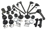 1968-72 Chevelle Deluxe OEM Front Suspension Kit Oval Bushings