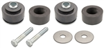 1964-67 Chevelle Big Block Body Bushing Supplement Kit