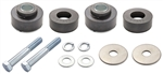 1968-72 Chevelle Big Block Body Bushing Supplement Kit
