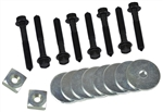 1968-72 Chevelle Body Bolt Kit