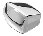 1967-72 Chevelle Chrome Seat Adjustment Knob