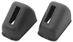 1968-70 Chevelle Seat Belt Retractor Covers