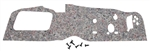 1964-67 Chevelle Firewall Insulation Pad