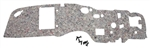 1968-72 Chevelle AC Firewall Insulation Pad