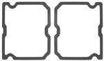 1971-72 Chevelle Parking Lamp Lens Gaskets