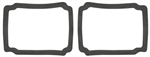 1967 Chevelle Tail Lamp Lens Gaskets