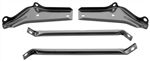 1966-67 Chevelle Rear Bumper Brackets