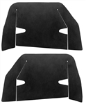 "1964-65 Chevelle ""A"" Arm Dust Shields"