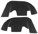 "1968-72 Chevelle ""A"" Arm Dust Shields - Steel Fenders"