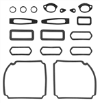 1968 Chevelle Paint Seal Kit