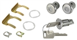 1966-67 Chevelle Ignition & Door Lock Kit