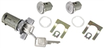 1969-72 Chevelle Ignition & Door Lock Kit
