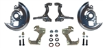 Stage 1 Basic Disc Brake mini Kit with Hardware GM A Body 64-72