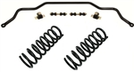 "SBC 64-72 Chevelle Front Sway Bar 1-1/8"" with Front Front Springs"