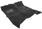 68-72 Chevelle Carpet Rug Molded