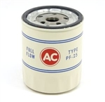 Camaro Chevelle Corvette Oil Filter PF25 Reproduction