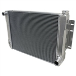 1967-69 Camaro Aluminum Radiator Direct Fit - M/T