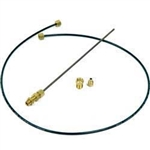 1967-69 Camaro Oil Pressure Line Kit - w/ Factory Gauges