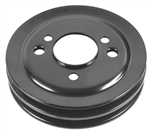 1967-68 Camaro Crank Pulley - 2 Groove Big Block